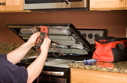 Kenmore stove repair in Parker, CO.
