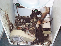 Dryer fires and safety in your home